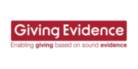 Giving Evidence company logo